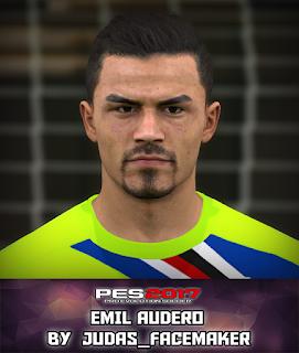 PES 2017 Faces Emil Audero by Judas