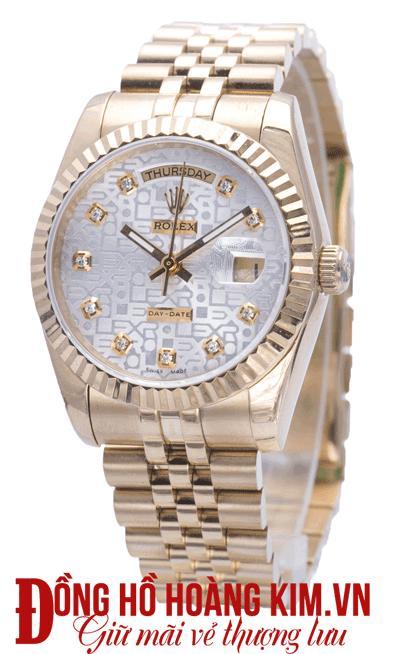 mua đồng hồ nam dây sắt giá rẻ