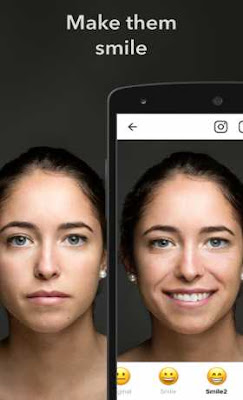 Download FaceApp Pro For Android Free For Mobiles And Tablets With A Direct Link.