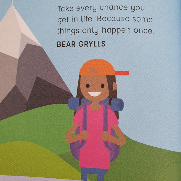 Bear Grylls quotes in be your best self