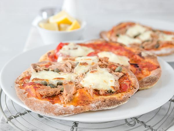 Pizzateig ganz einfach selber machen!