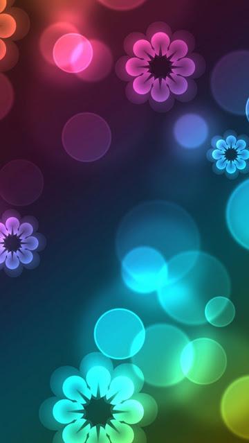 Papel de Parede Flores Tumblr para Celular