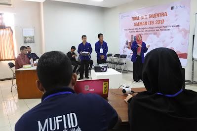 Kompetisi Invention Tradition (Inventra) Masjid Salman ITB