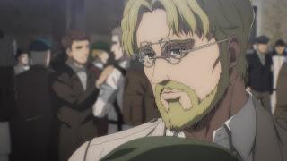進撃の巨人 4期アニメ マーレの戦士 | Attack on Titan EPISODE 61 | Hello Anime !