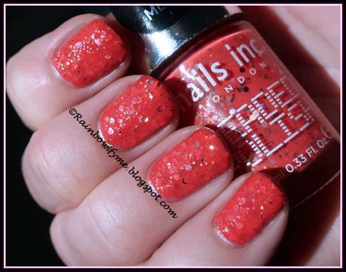 Nails Inc. Beaded Polish: Hampstead