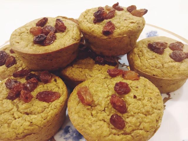 Muffins de couve