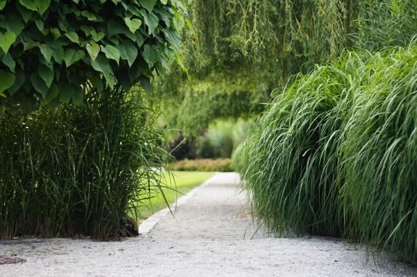 camminamenti per giardini-ghiaia