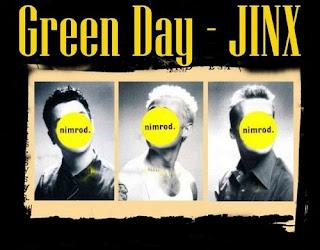 Green Day Lyrics - Jinx
