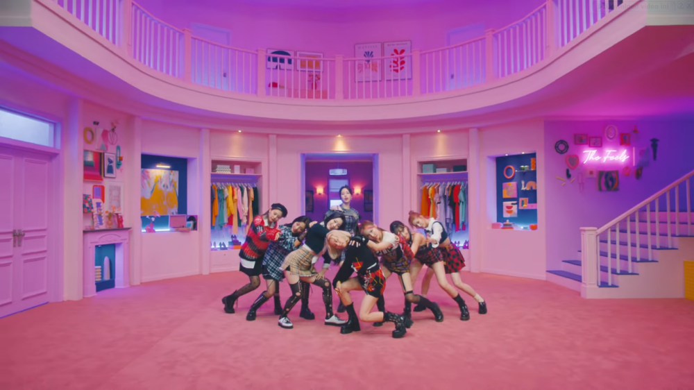 TWICE Finally Releases The MV For First English Single 'The Feels'