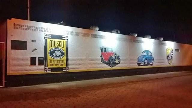 Museu do Automóvel é reformado com recursos próprios