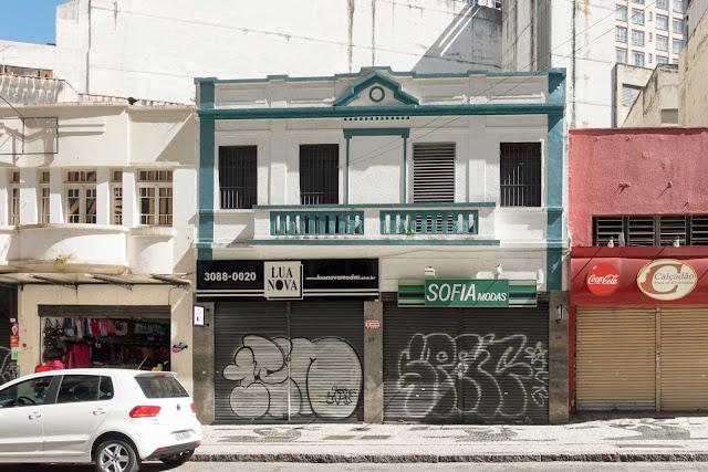 Sobrado na Rua Ébano Pereira