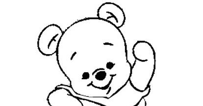 Desenhos Para Colorir Do Ursinho Pooh