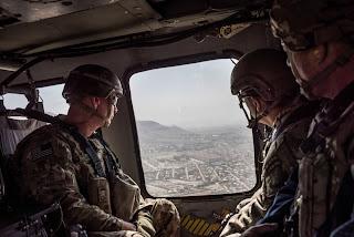 """خُطط ترامب في سحب القوات الأمريكية من """"العراق وأفغانستان وسوريا"""""""