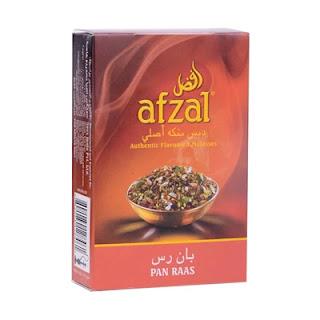 tabák Afzal