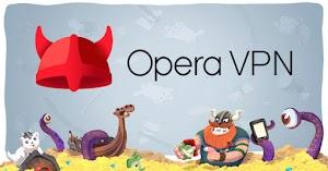 تحميل تطبيق Opera Free VPN مجانا للاندرويد والايفون
