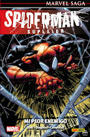 MARVEL SAGA. SPIDERMAN SUPERIOR 39. MI PEOR ENEMIGO