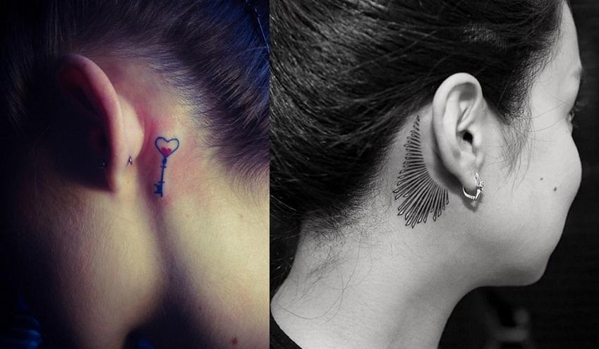 oreille-tatouage féminin-6