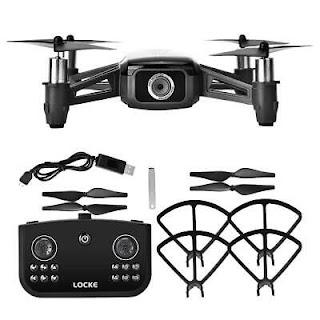 Spesifikasi Drone SHRC H2 Locke - OmahDrones
