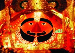 live salasar hanuman balaji temple