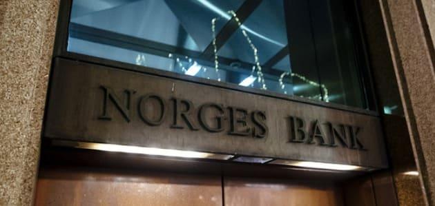 صندوق التقاعد النرويجي