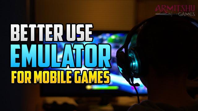 Emulator for mobile games