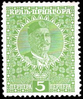 1913 - ' King Nicholas I '