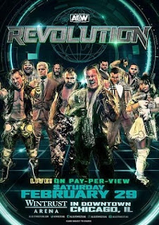 AEW Revolution 2020 PPV