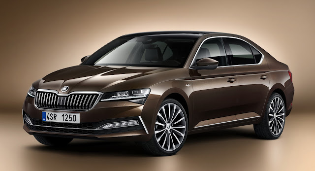 Frankfurt Motor Show, Galleries, New Cars, Skoda, Skoda Superb