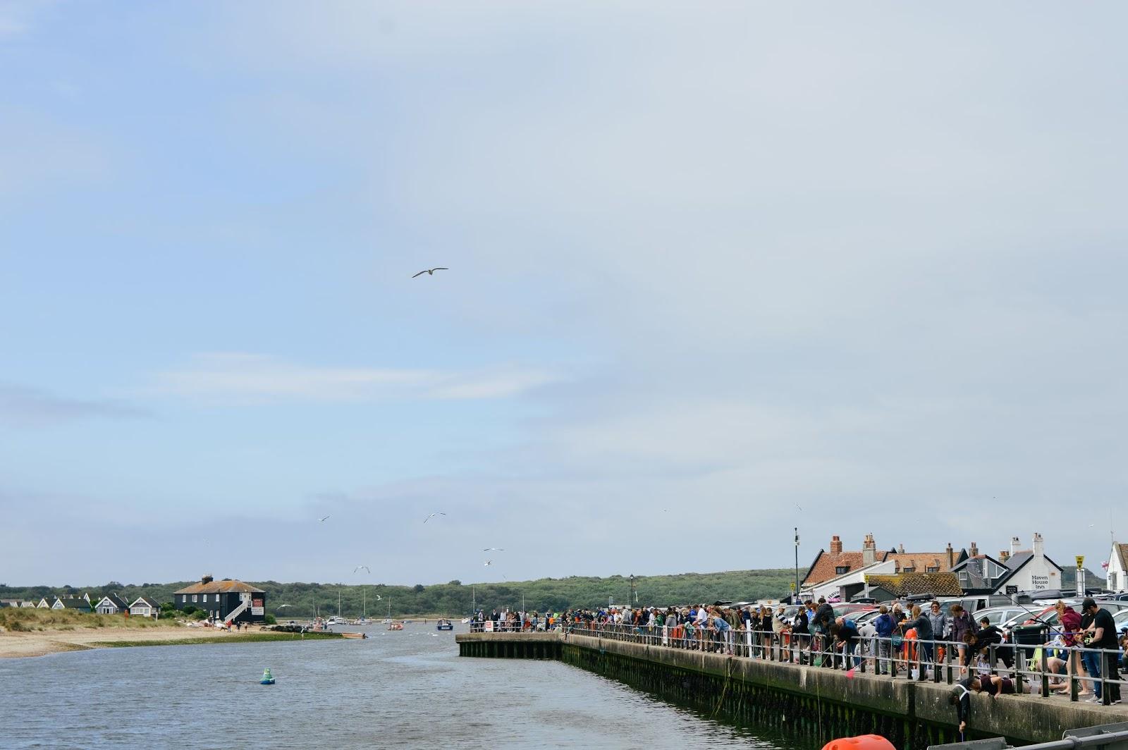 Mudeford Seafood Festival at Mudeford Quay
