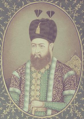 Muizz al-Din Bahram, King of Delhi