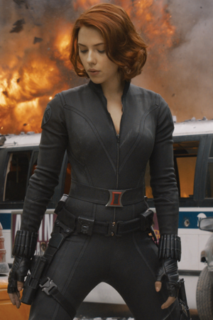 Sexy Scarlett Johansson Will Be Back In The Avengers Sequel In