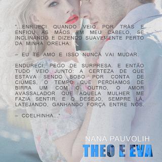Ebook Theo e Eva - Nana Pauvolih