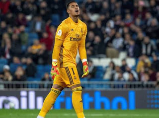 OFFICIAL: Areola returns back to PSG as loan spell ends at Real Madrid