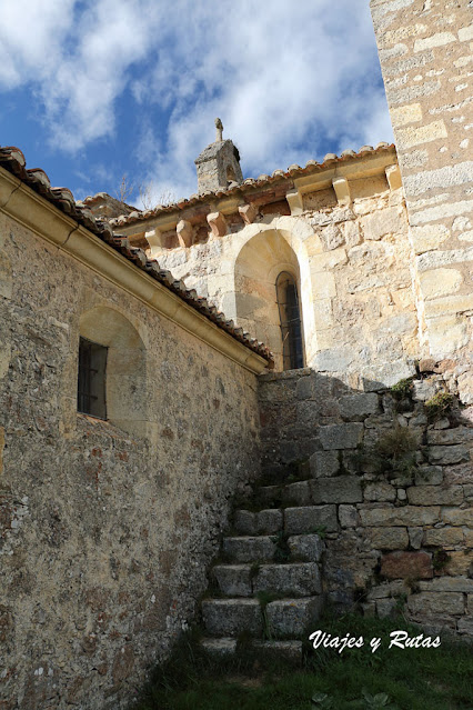 Iglesia de Santa María de Becerril del Carpio