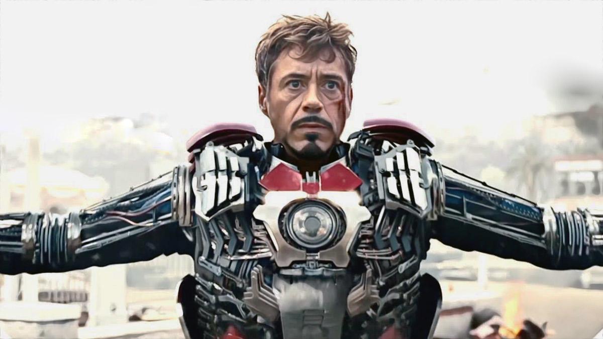 Engenheiro constrói traje de mala funcional do Homem de Ferro
