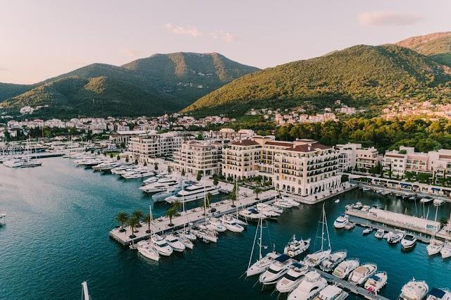 Porto Montenegro Karadağ
