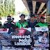 Untuk Lombok, Ojek Online Lampung Peduli dan Berbagi