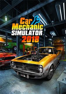 Car Mechanic Simulator 2018 Torrent (PC)