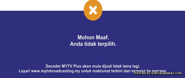 MYTV+Percuma