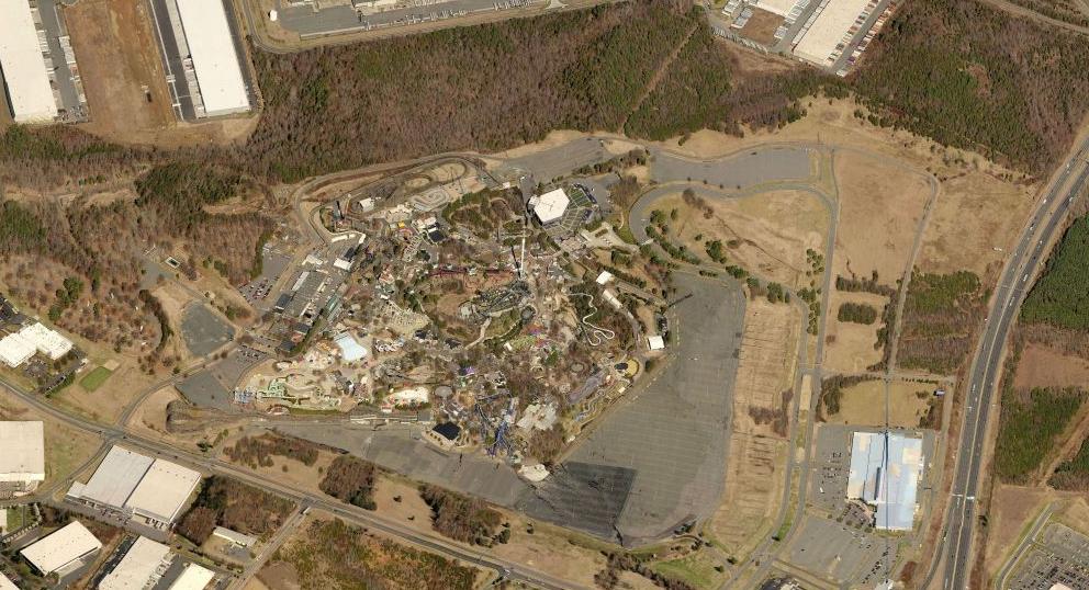 NewsPlusNotes: Carowinds' Property Expands & 2012 News