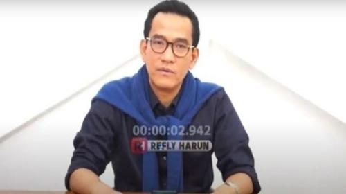 Dilema Demokrasi, Refly Harun: Pemerintahan Presiden Jokowi Mulai Kehilangan Legitimasi