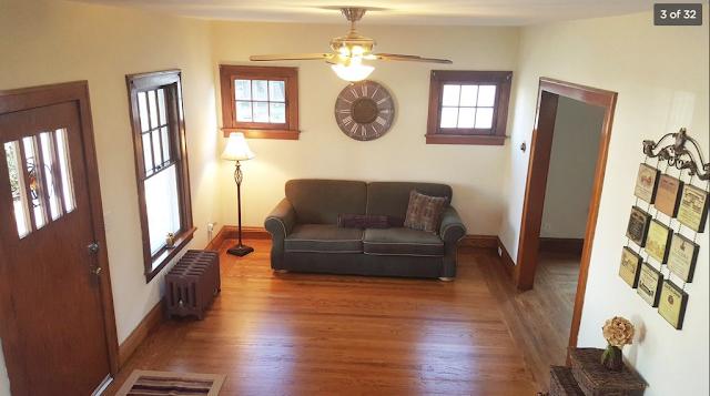 Sears Wayne living room