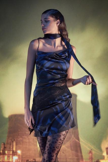 Peter Dundas Fall Winter 2021 Collection Recap by New York fashion blogger Kelly Fountain during Milan Fashion Week