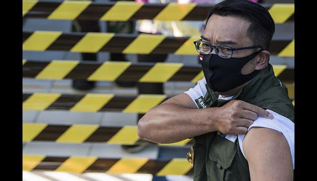 Musni: Yth Pak Gubernur Jabar, Cukup Bapak Saja Disuntik Vaksin Produk Cina