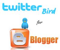 Tạo Nút Liên Kết Twitter Hiệu Ứng Bay Cho Blogspot-Twitter bird for blogspot
