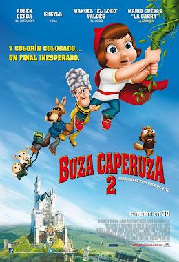 Buza Caperuza 2 DVDR NTSC Español Latino