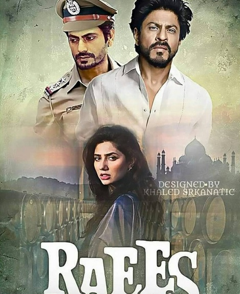 Raees (2017) Full Hindi Movie Download 720P