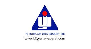 Lowongan kerja PT Ultrajaya MilkIndustry & Trading Company Bulan Agustus 2020
