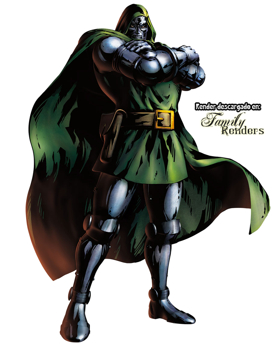 render Doctor Victor von Doom