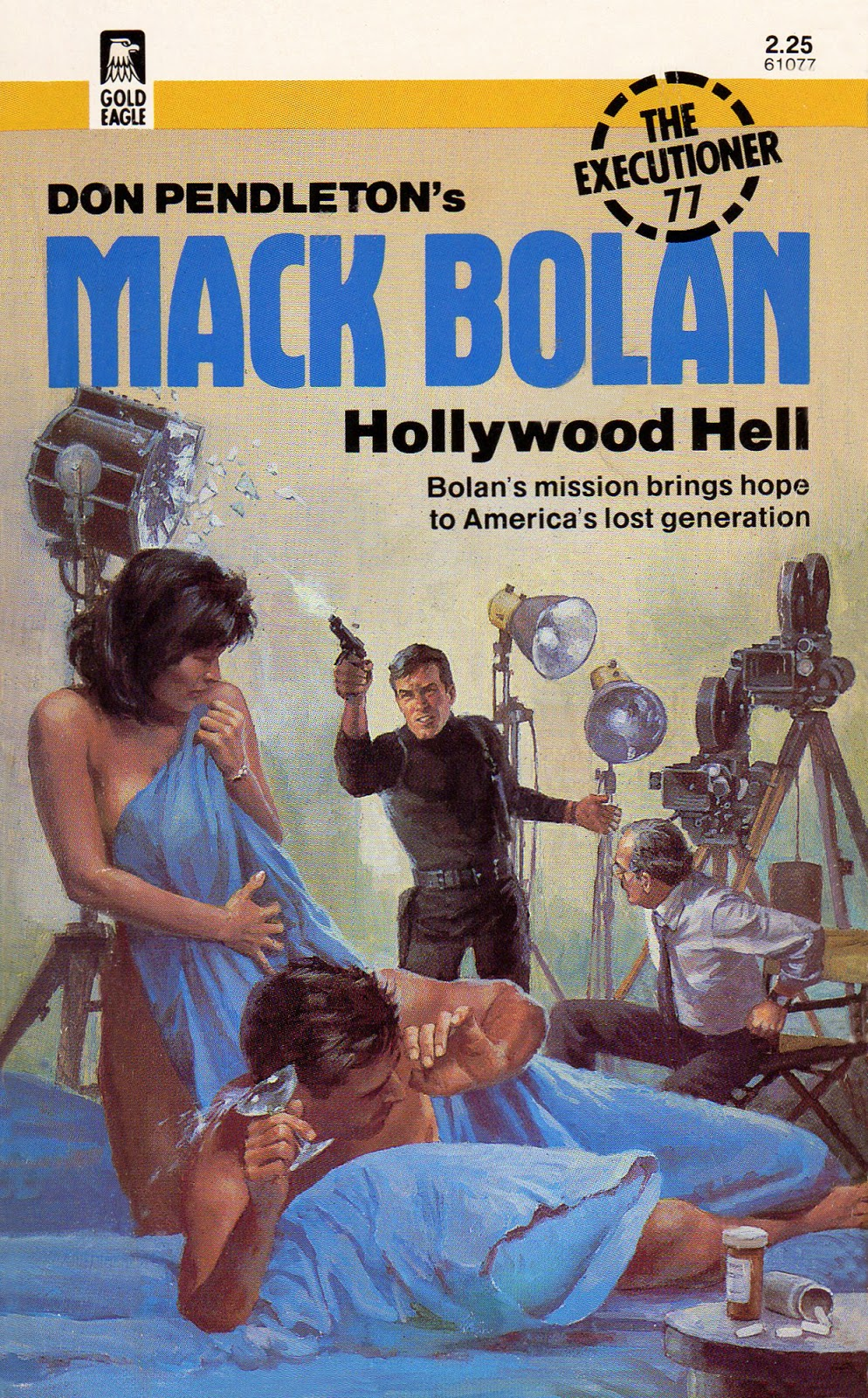 Paperback warrior march 2018 hollywood hell the 77th book in the durable mack bolan saga is a transitional novel sitting at the half way point between don pendletons original fandeluxe Image collections
